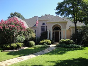 Residential Painting, exterior house by Hahn Painting Services